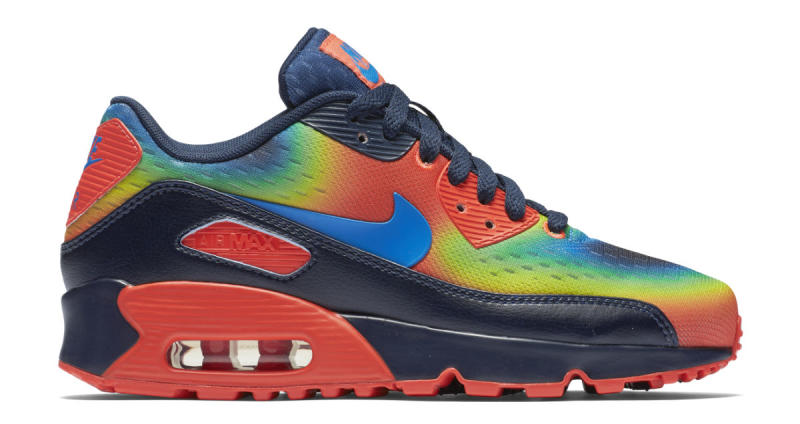 best sneakers 3e6c0 71d4a Heat Map Air Max 90 (1)