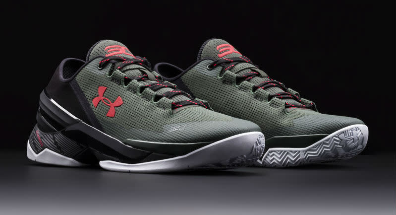 Under Armour Curry Two Low Essential   Hook  c88aef404