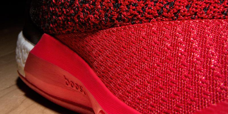 James Harden Adidas Crazylight Boost 2.5 Houston Rockets