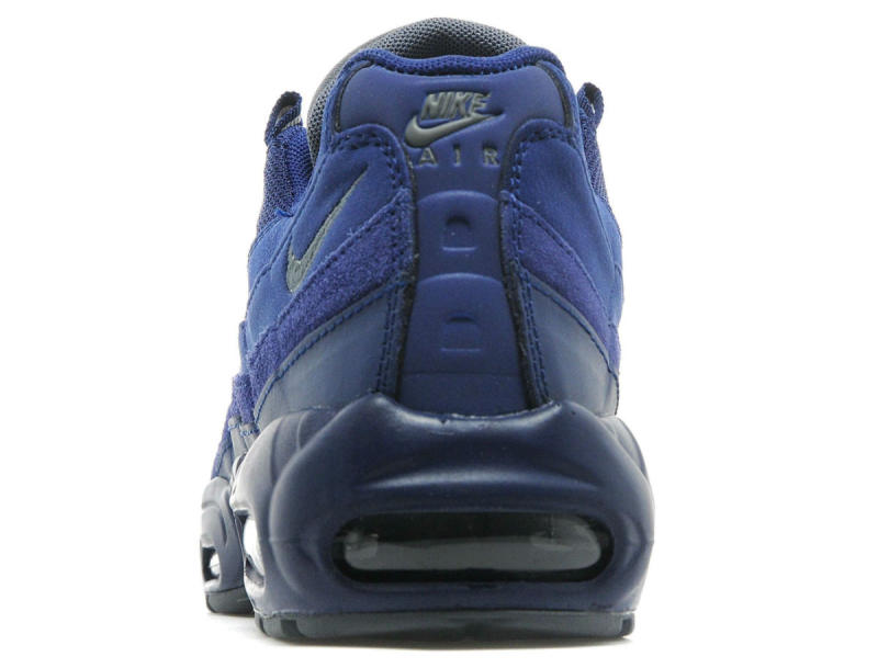 sports shoes bb93e 0d170 JD Sports Nike Air Max 95 Blue/Grey | Sole Collector