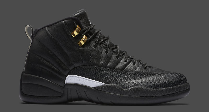 black jordan 12