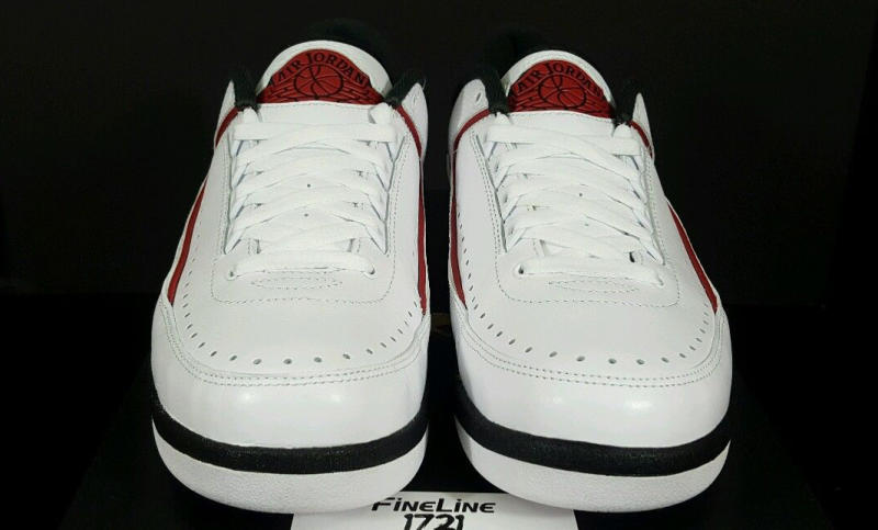 e7f66d5dadf9 Air Jordan 2 Low Chicago Release Date