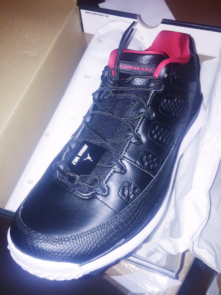 Air Jordan 9 Low Golf Shoe | Sole Collector