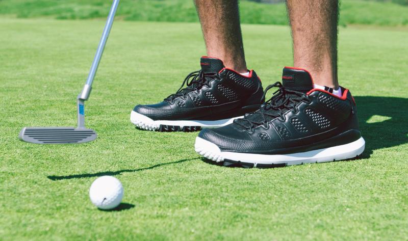 Nike Air Jordan Par  Golf Shoes