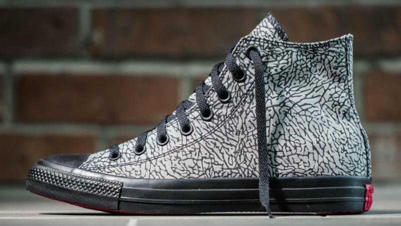 877edaf872d7 Shoe Palace x Converse Chuck Taylor All Star Jordan Elephant Print ...