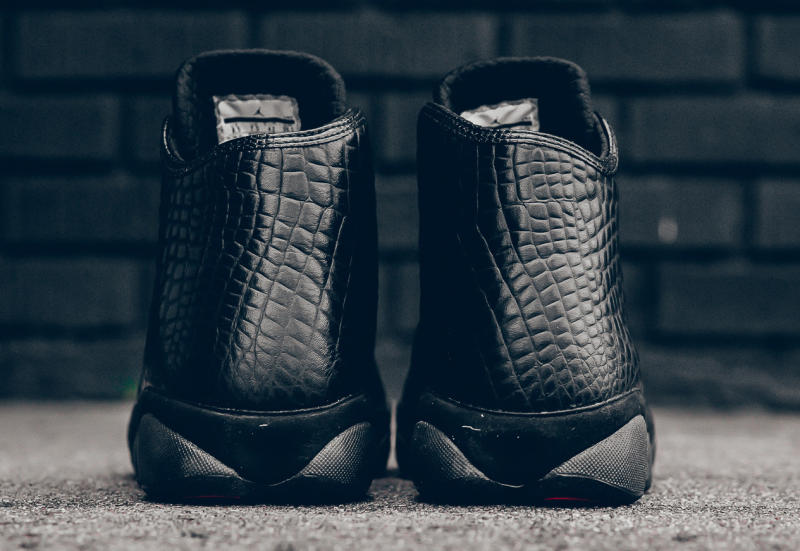size 40 fd50d c7efe The Latest Premium Jordan Horizon Is Here. Black croc ...