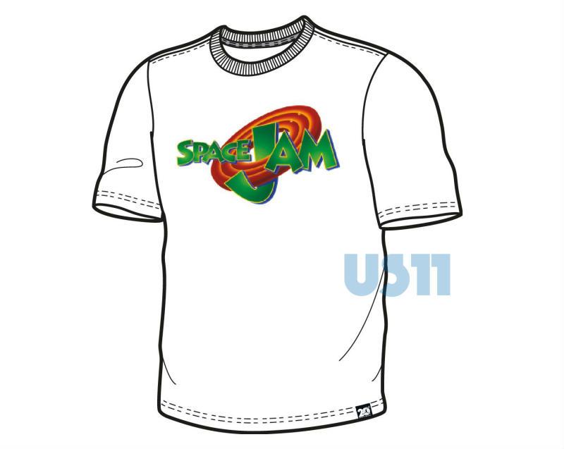 d670205be8ba39 Space Jam Jordan 11 Shirt 2016 (1)