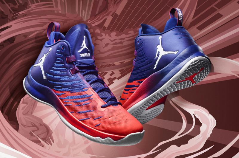 c8ad9f23e70 These Are the Next Jordans Blake Griffin Will Wear. Introducing the Jordan  Super.Fly 5