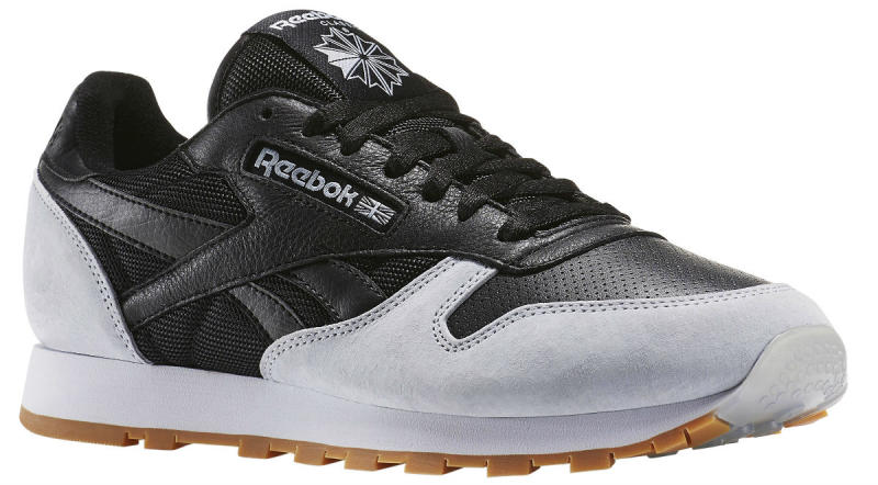 Kendrick Lamar x Reebok Classic Leather Perfect Split Black/Grey (1)