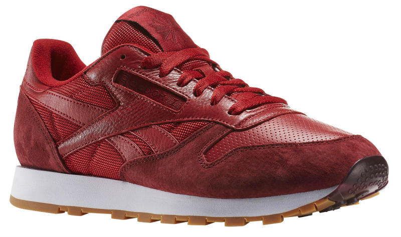 Kendrick Lamar x Reebok Classic Leather Perfect Split Red (1)