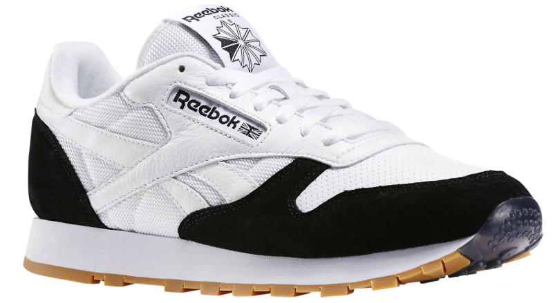 Kendrick Lamar x Reebok Classic Leather Perfect Split White/Black (1)