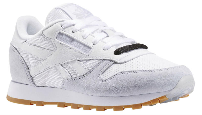 Kendrick Lamar x Reebok Classic Leather Perfect Split Women's White (1)