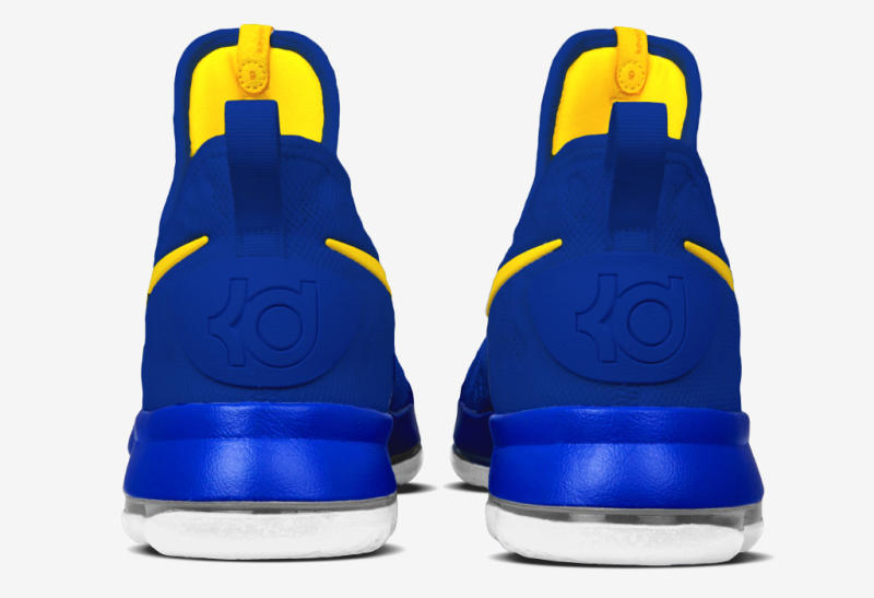 0336f2c978cc ... inexpensive nikeid kd 9 warriors sole collector 101d7 a3dd7