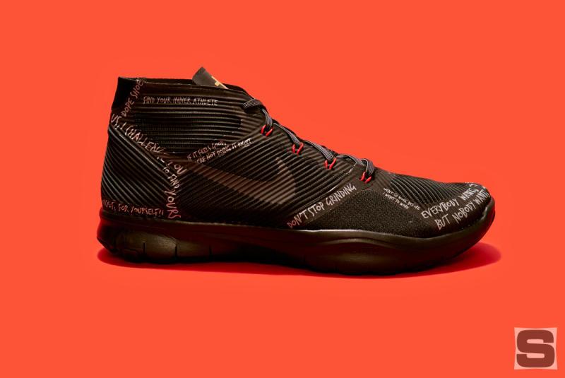 Kevin Hart Shoes Black