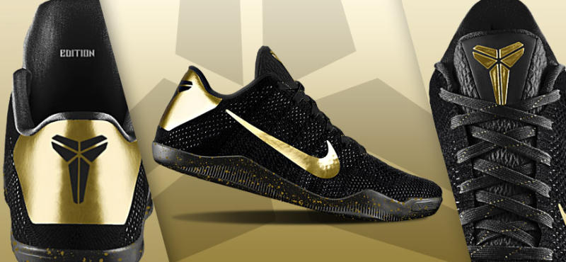 Find out how to win a free pair of these Nike Kobe sneakers from Eastbay  here.
