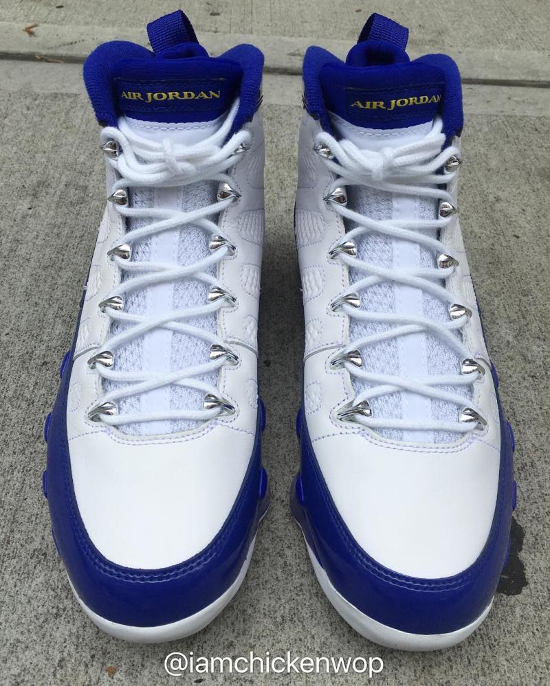 Kobe Air Jordan 9 | Sole Collector