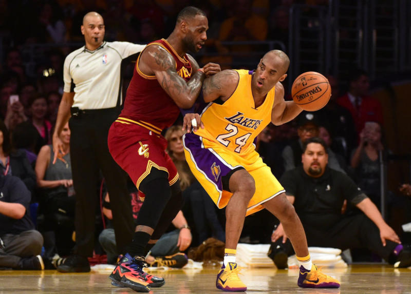 size 40 112d0 56172 Kobe vs. LeBron Final Matchup Sneakers (1)