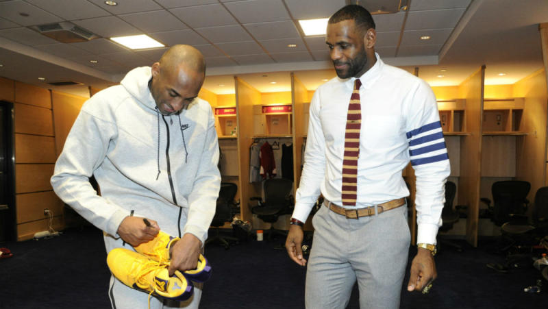 a738c71848d Kobe Bryant Will Give Free Sneakers To Anyone Who Asks For Them ...