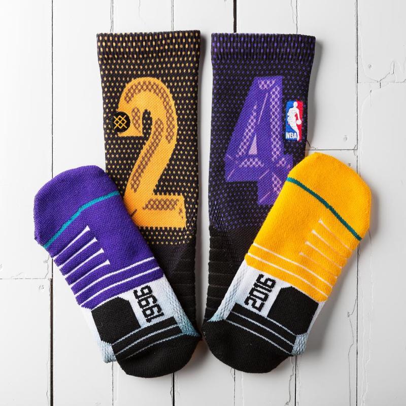 buy popular c442b ae0e9 Kobe Stance Socks (2)