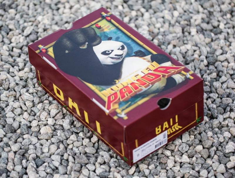 best service 6c573 92bb7 Kung Fu Panda Sneakers Diadora   Sole Collector