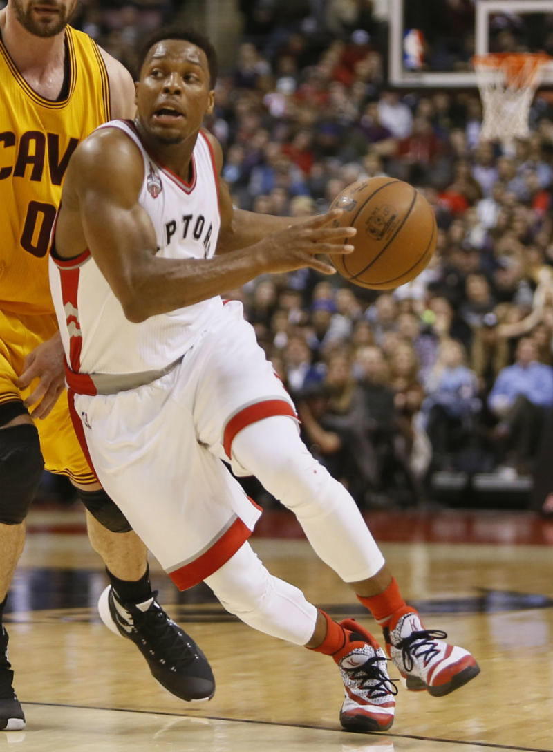 Kyle Lowry Scores 43 Points in the adidas Crazylight Boost 2.5 (1)