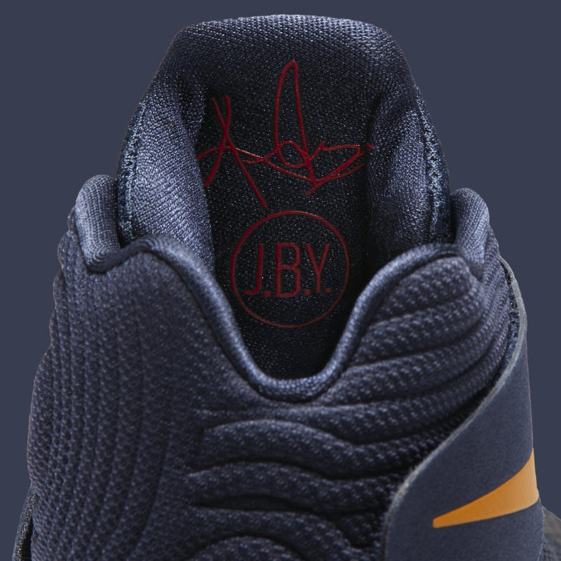 sale retailer 0cd82 830ee Nike Kyrie 2 Navy Gold   Sole Collector