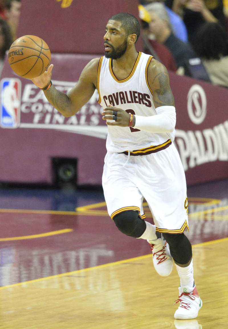 87cbb0f52086 Kyrie Irving Wearing the