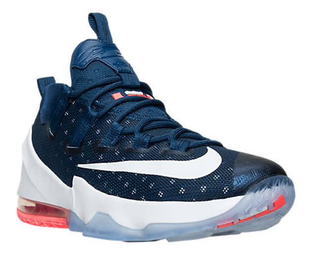 21dec1fe0c2 Readers can pick up a pair of these Nike LeBrons now via Finish Line here.