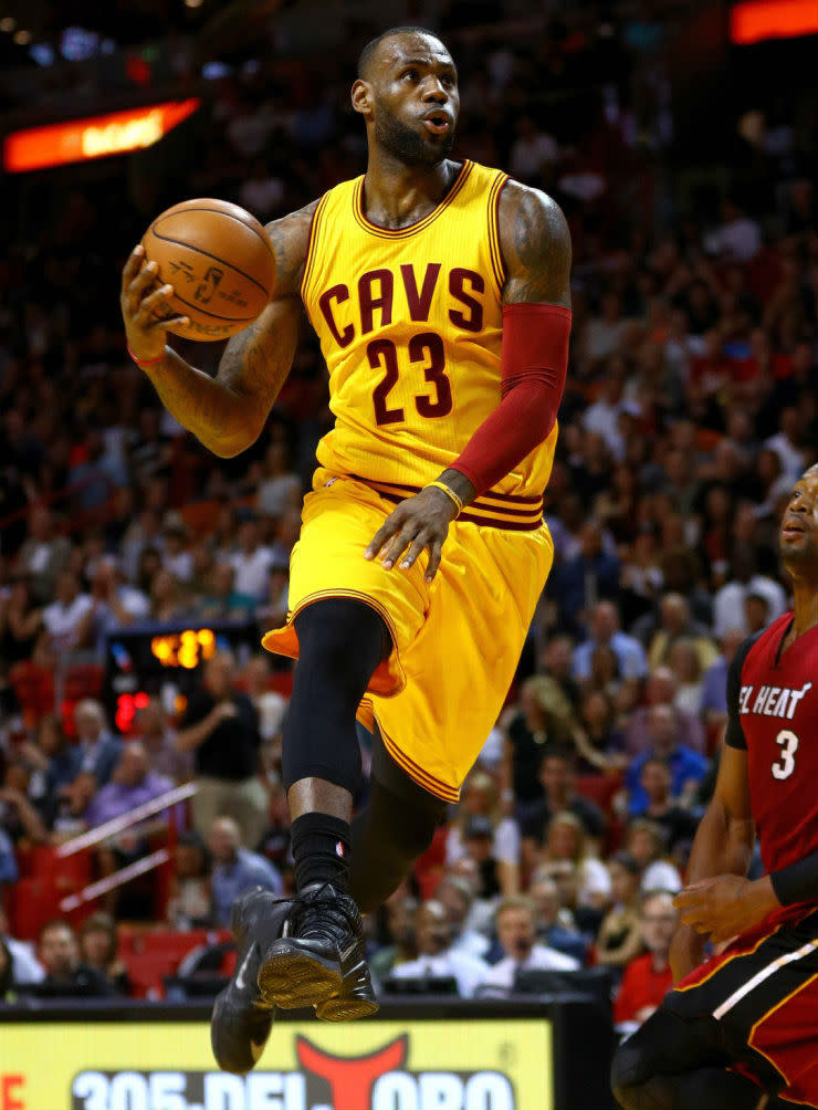 Image Gallery lebron james 2016
