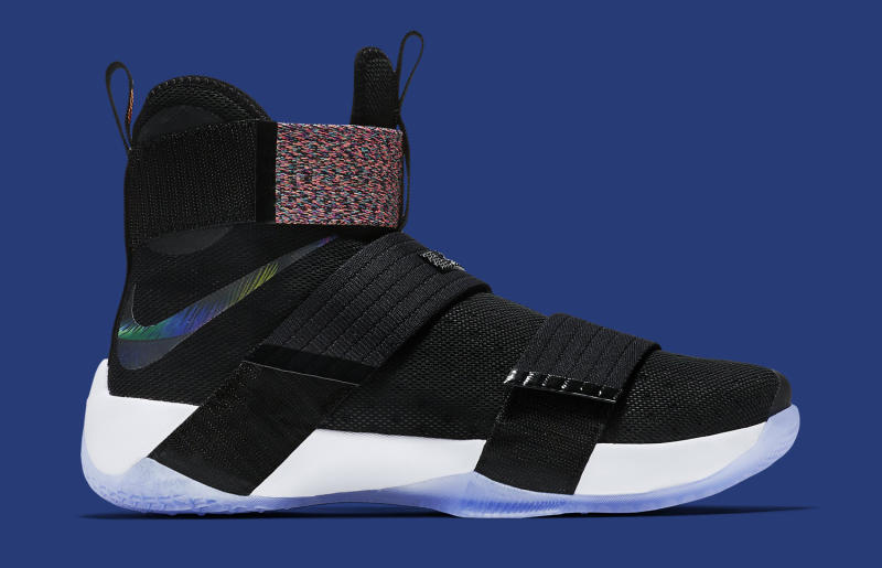 reputable site 1849f 17181 Is This the Best Nike LeBron Soldier 10 Yet