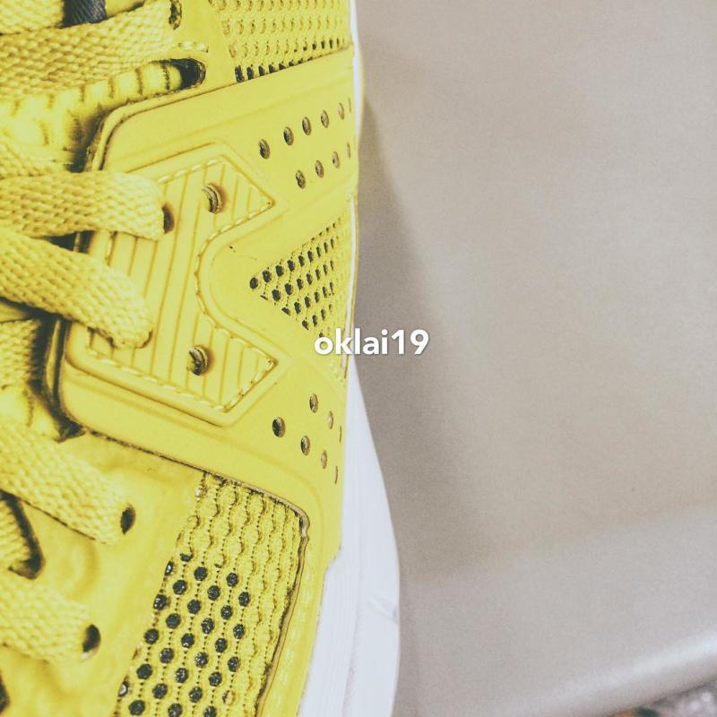 Li-Ning Way of Wade 5 Yellow Volt (2)