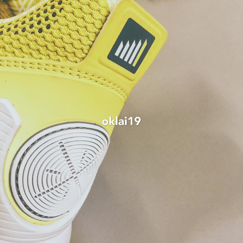 Li-Ning Way of Wade 5 Yellow Volt (3)