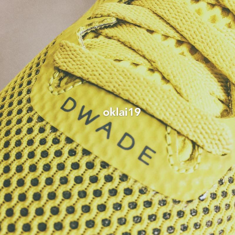 Li-Ning Way of Wade 5 Yellow Volt (7)