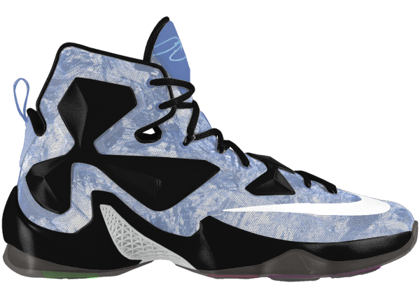 reputable site 12acf 9afff The LeBron 13 is still one of the more expensive basketball sneakers on the  market, and the NIKEiD upgrade only adds to that. Armchair designers can  create ...