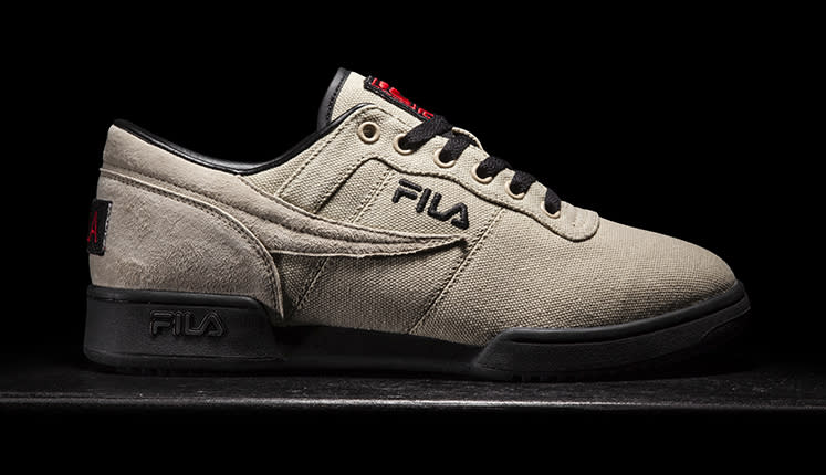e5fd545b8916 This trio of Nas x Ghostbusters x Fila sneakers releases on June 17 via  Hypebeast