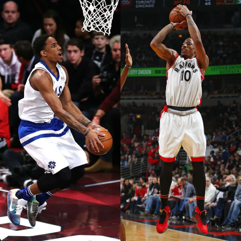 #SoleWatch NBA Power Ranking for February 21: DeMar DeRozan