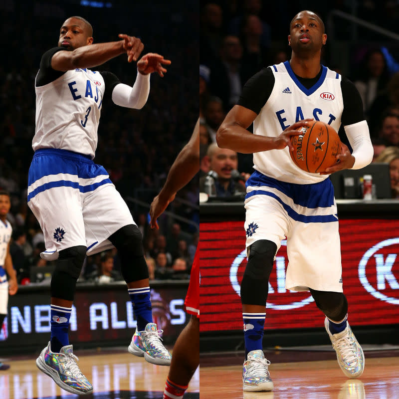 #SoleWatch NBA Power Ranking for February 21: Dwyane Wade