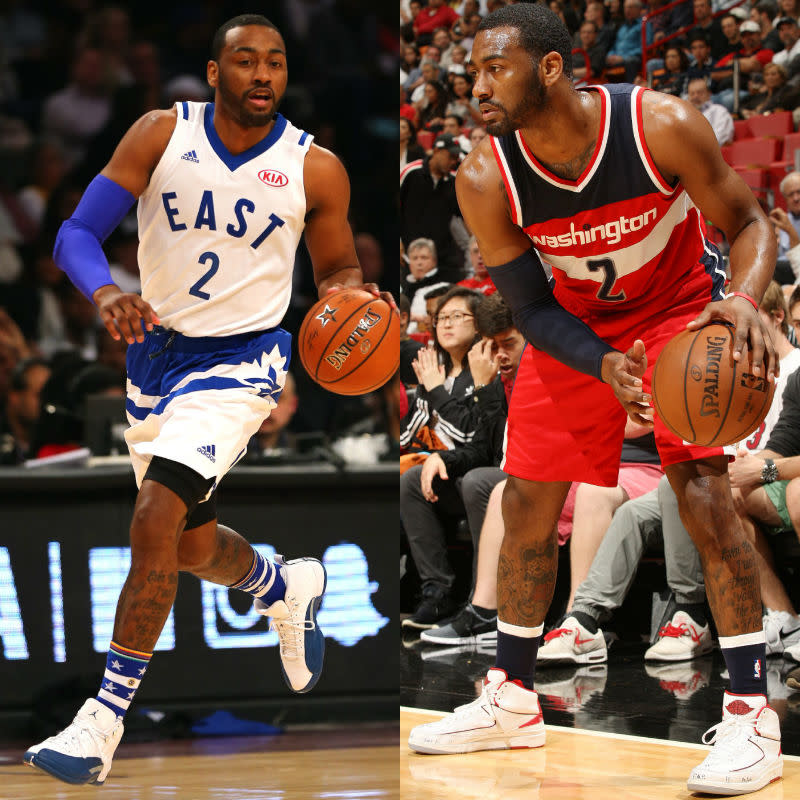 #SoleWatch NBA Power Ranking for February 21: John Wall