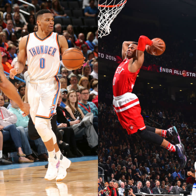 #SoleWatch NBA Power Ranking for February 21: Russell Westbrook