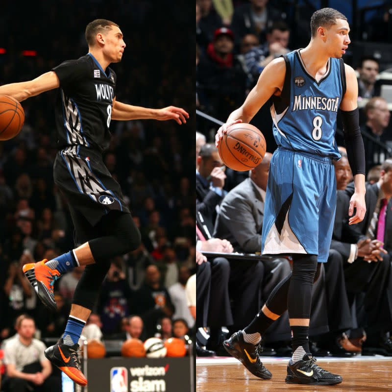#SoleWatch NBA Power Ranking for February 21: Zach LaVine