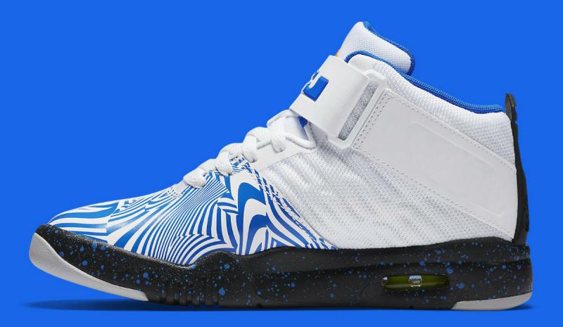 af7e4717f3580 Nike Air LeBron Akronite