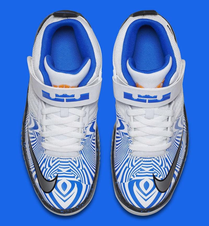 29d55adbaf3 Nike Air LeBron Akronite
