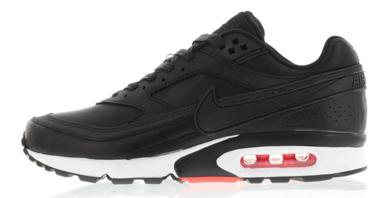 Nike Air Max BW Black Leather | Sole Collector