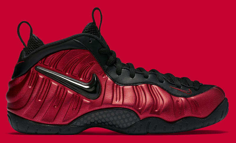 wholesale dealer ac9cf 74924 Nike Foamposite Pro Ben Gordon Red 624041-604 (2)