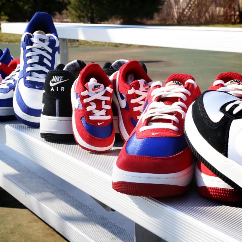 March Madness Nike Air Force 1 Low Pack | Sole Collector