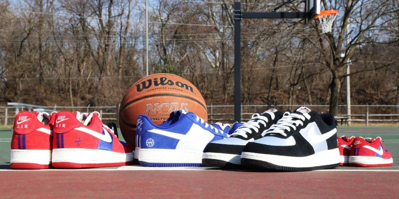 March Madness Air Force 1 Pack (4)