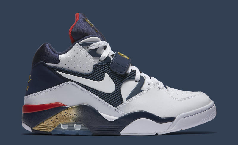 new style 43019 5b4b4 Nike Air Force 180 Olympic Charles Barkley  Sole Collector