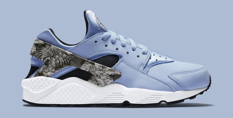 info for 5adcf 97e96 Nike Air Huarache Run PRM Color  Aluminum Black-White Style    704830-401.  Price   120