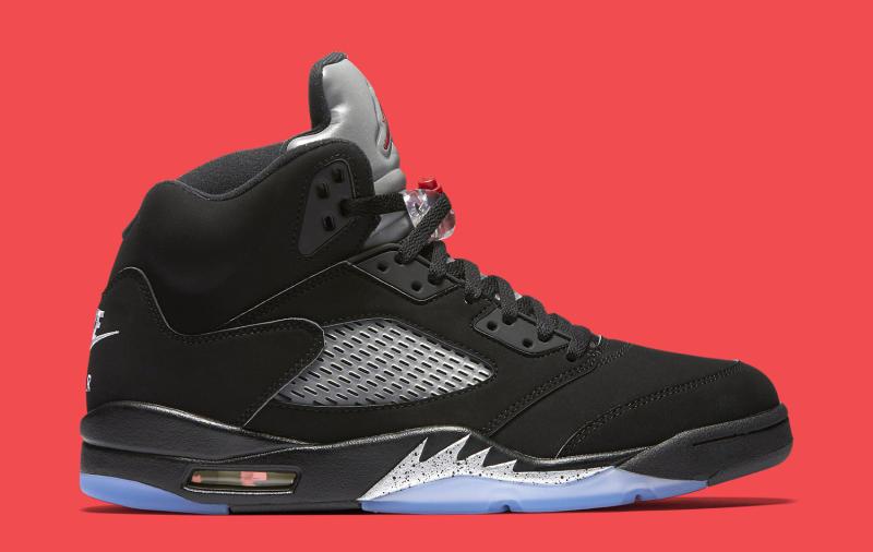 4c2c33cb8840f8 Nike Air Jordan 5 Metallic Release Date