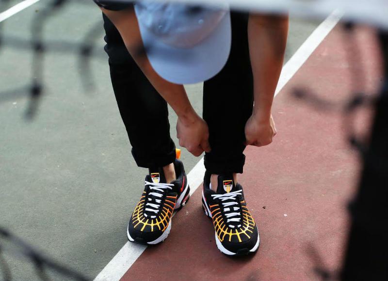 Nike Air Max 120 Blue